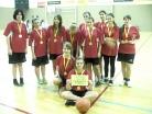 Leden 2014 – 1. místo v okresním kole basketbalového turnaje