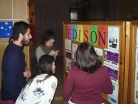 Únor 2015 -  projekt EDISON