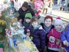 Prosinec 2014 – vánoční zpívání  na terase