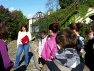 Květen 2014 - exkurze žáků 8. tříd v Táboře