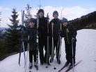 Březen 2014 –lyžařský výcvikový kurz
