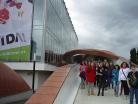 Březen 2015 - exkurze VIDA Brno