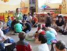 Duben 2015 - vyučování naruby ve 3.A a 3.B