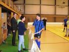 Říjen 2015 – florbalový turnaj o Pohár starosty města Týn nad Vltavou