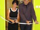 Slavnostní otevření modernizované žákovské školní dílny