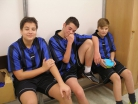 Prosinec 2015 - futsalový turnaj žáků