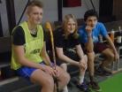 Prosinec 2015 - sportovní dopoledne pro žáky 2. stupně