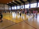 Prosinec 2015 - sportovní dopoledne pro žáky 1. stupně