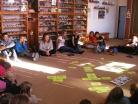 Říjen 2015 – žáci 7. tříd v Dřípatce Prachatice