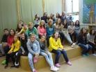 Září 2015 - pobyt žáků 8. tříd v Dřípatce Prachatice