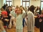 Únor 2016 - karneval žáků 4. a 5. tříd