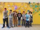 Březen 2016 - karneval ve školní družině
