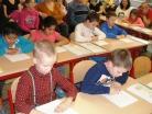 Březen 2016 - pasování žáků 1.A na čtenáře