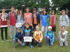 Červen 2016 - Vltavotýnská atletická olympiáda