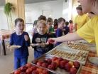 Listopad 2016 - akce Medová snídaně