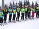 Březen 2016 - lyžařský kurz v Krkonoších