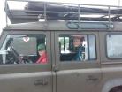 Červen 2016 - návštěva u vojáků v Bechyni