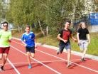 Září 2016 – nová běžecká dráha
