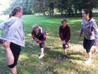 Září 2016 – okresní kolo soutěže v přespolním běhu