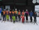 Únor 2017 - lyžařský výcvikový kurz v Krkonoších