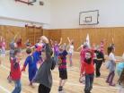 Březen 2017 - karneval ve školní družině