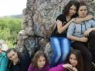 Květen 2017 - pobyt žáků 7.A v CEV Dřípatka Prachatice