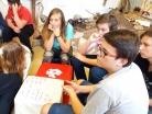Září 2017 – pobyt žáků 9. tříd v CEV Dřípatka Prachatice