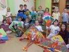 Říjen 2017 – Drakiáda ve školní družině