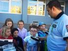 Říjen 2017 – ukázka práce policie ve školní družině