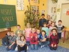 Prosinec 2017 – vánoční besídka v 1.A