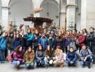 Prosinec 2017 - exkurze do vánočního Lince