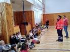 Prosinec 2017 – ukázka práce záchranářů ve školní družině