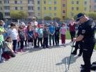 Duben 2018 – ukázka práce policie ve školní družině