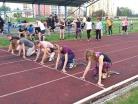 Květen 2018 - atletická soutěž Pohár rozhlasu v Českých Budějovicích