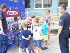 Červen 2018 - Den bezpečnosti s hasiči pro žáky naší školy