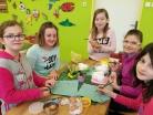 Březen 2019 – zdobení velikonočních vajíček ve školní dílně