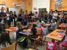Září 2019 – slavnostní zahájení školního roku v prvních třídách