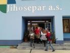 Říjen 2019 – exkurze žáků 6. tříd v podniku na třídění odpadů a na Chalupské slati na Šumavě