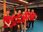 Listopad 2019 – okresní kolo soutěže ve stolním tenise