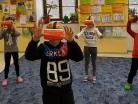 Listopad 2019 – čtvrťáci zkoušejí virtuální brýle ve výuce