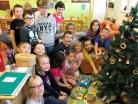 Prosinec 2019 - vánoční nadílka ve školní družině