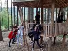 Září 2019 – žáci sedmých tříd na dvoudenním pobytu s ekologickým zaměřením v Prachaticích