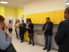 Září 2019 – slavnostní otevření školní cvičné kuchyně a počítačové učebny