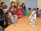 Únor 2020 – ukázka robotiky pro žáky 5.ročníku