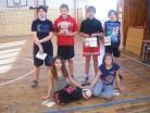 Prosinec 2013 – Vánoční volejbal 8. a9. třídy