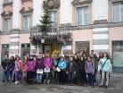 Prosinec 2013 – Vánoční exkurze vLinci – 7. – 9. roč