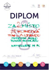 Diplom - Pohár rozhlasu